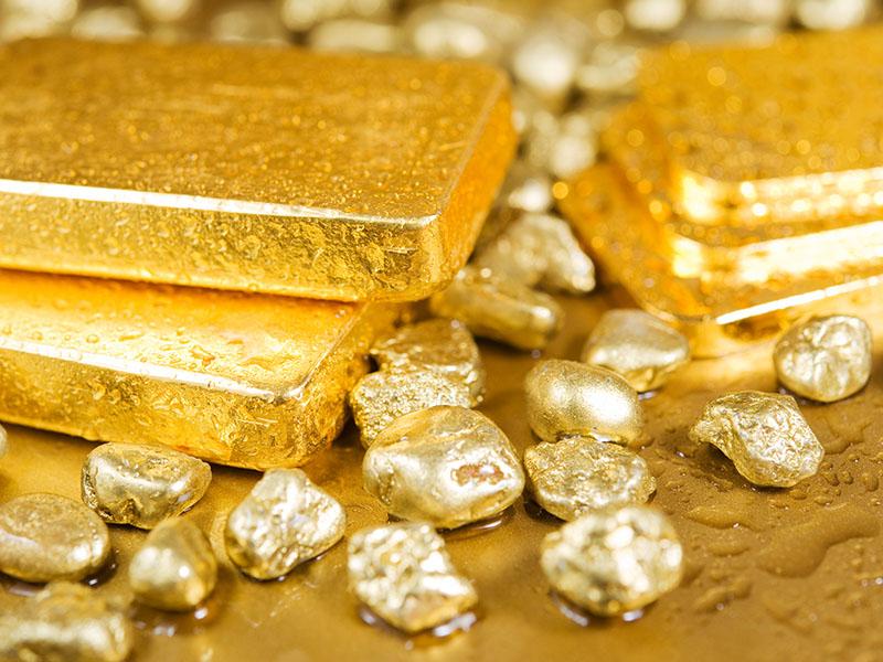 В каких радиодеталях содержится золото?